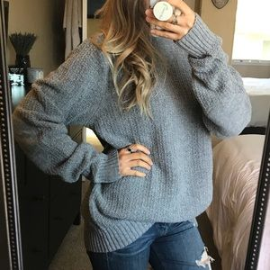 Sonoma Wool Knit Sweater